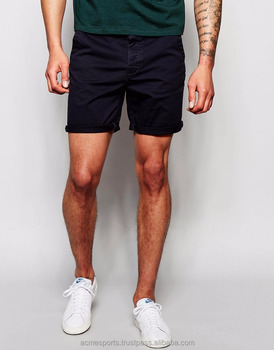 2018 New Customized Chino Shorts Custom Whole Beach Cotton Short For Men S