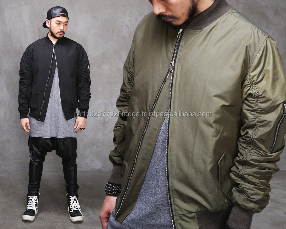 Mens black bomber ma1 ma1 flight jacket – Your jacket photo blog