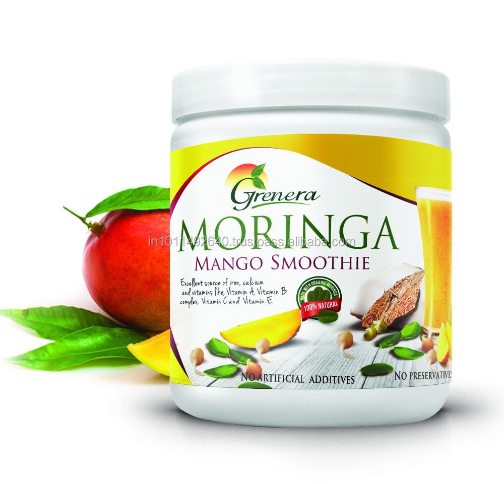 Extreme Grade Moringa Health Drinks-Moringa Pineapple Flavor Powder
