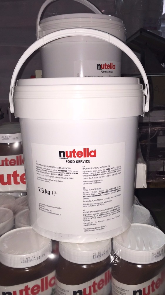 Ferrero Nutella 7,5 kg-Chocolates-ID do produto ...