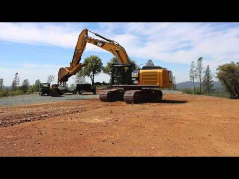 USED EXCAVATOR FOR SALE 2014 CAT/CATERPILLAR 336EL CRAWLER EXCAVATOR 2000HRS HYD THUMB AUX HYD