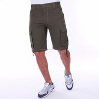 Custom made 100% cotton short/Board short/Workout Cargo Short