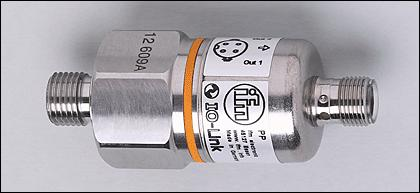 INTERRUTTORE PRESSIONE ELETTRONICO 0... 400 bar IFM Electronic pk6520