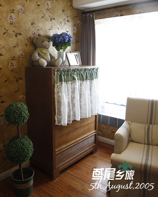 2016 New lace Linen Patchwork Short curtains Cabinet Window Screening Curtain Divided Partial Curtains Home decoration