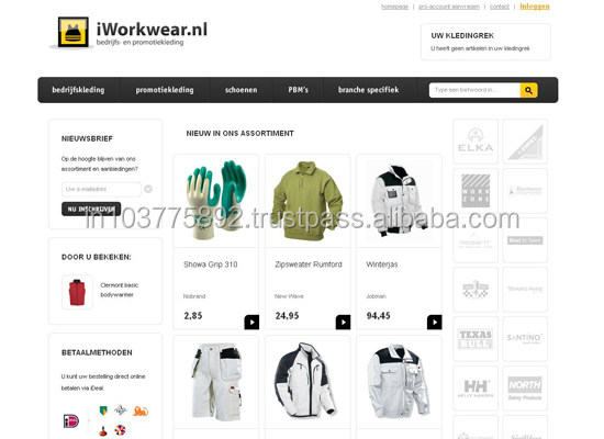 E commerce Website designing and development India Motorcycle Accessories