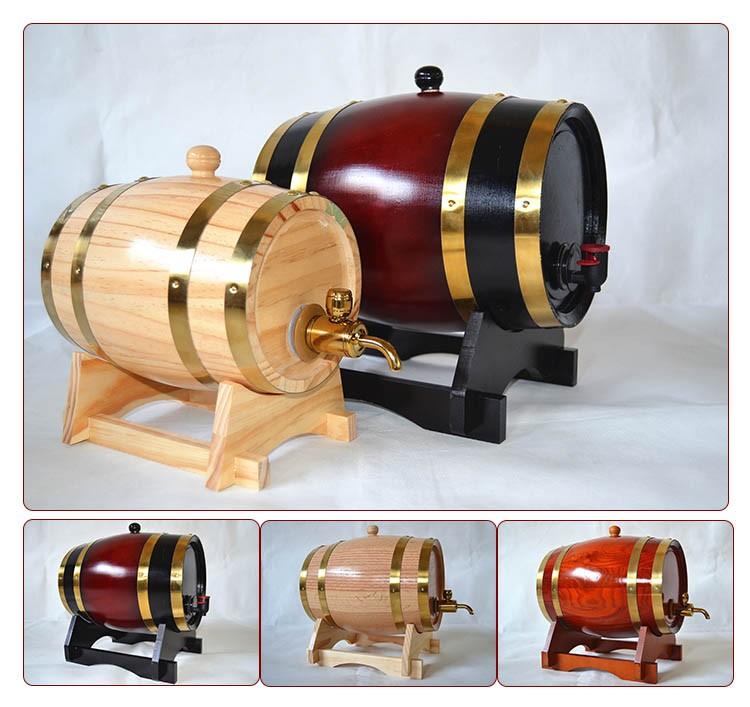 taille personnalis e en forme de tonneau en bois grand whisky tonneau de vin fran ais table d. Black Bedroom Furniture Sets. Home Design Ideas