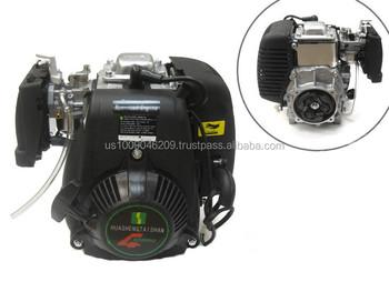 how to make 49cc engine quieter