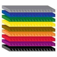 Coreflute Corrugated Pp Plastic Hollow Sheet 4 X 8 Buy