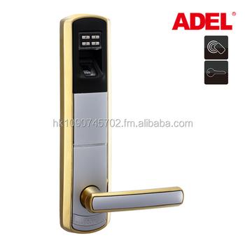 adel e7f4 fingerprint door lock