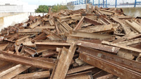 Metal Scrap HMS 1 & HMS 2, Used Rail R50 R65