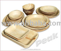 Areca Palm Disposable Tableware