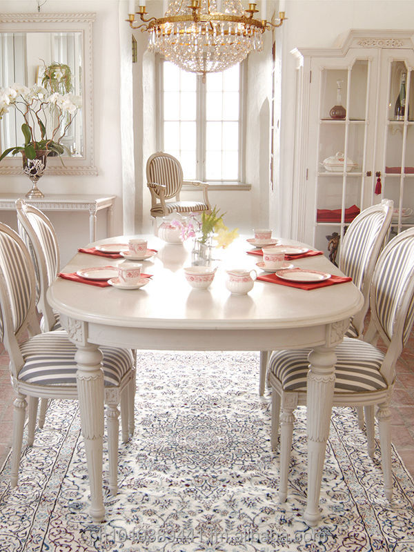 Gustavian Dining Table