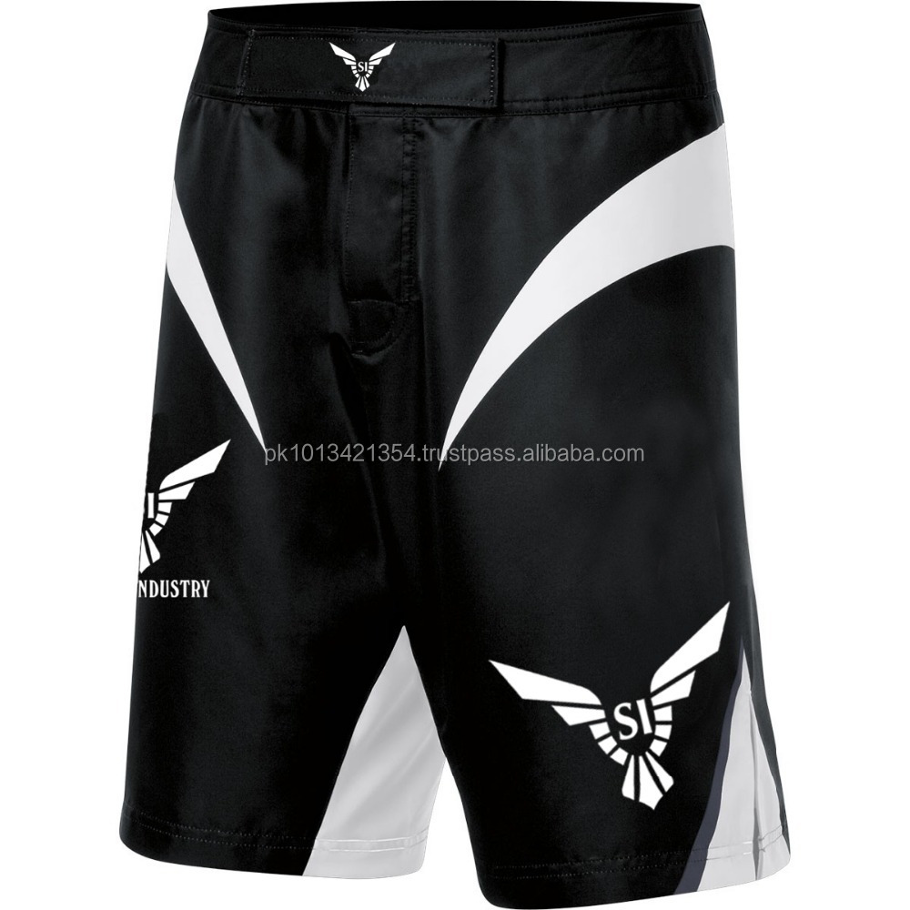 Active Custom Made Fight Performance Mma Boxing Shorts Martial ...