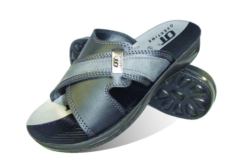 Fashion Men Arabic Sandals Ot M-507 Direct On Upper Slipper