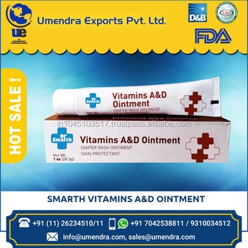 Good Quality Top Grade Smarth Vitamins A And D Ointment For Home ...