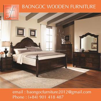 Best Sell Poplar Bedroon Set Buy Bedroom Furniture Bedroom Furniture Made In Vietnam Cheap
