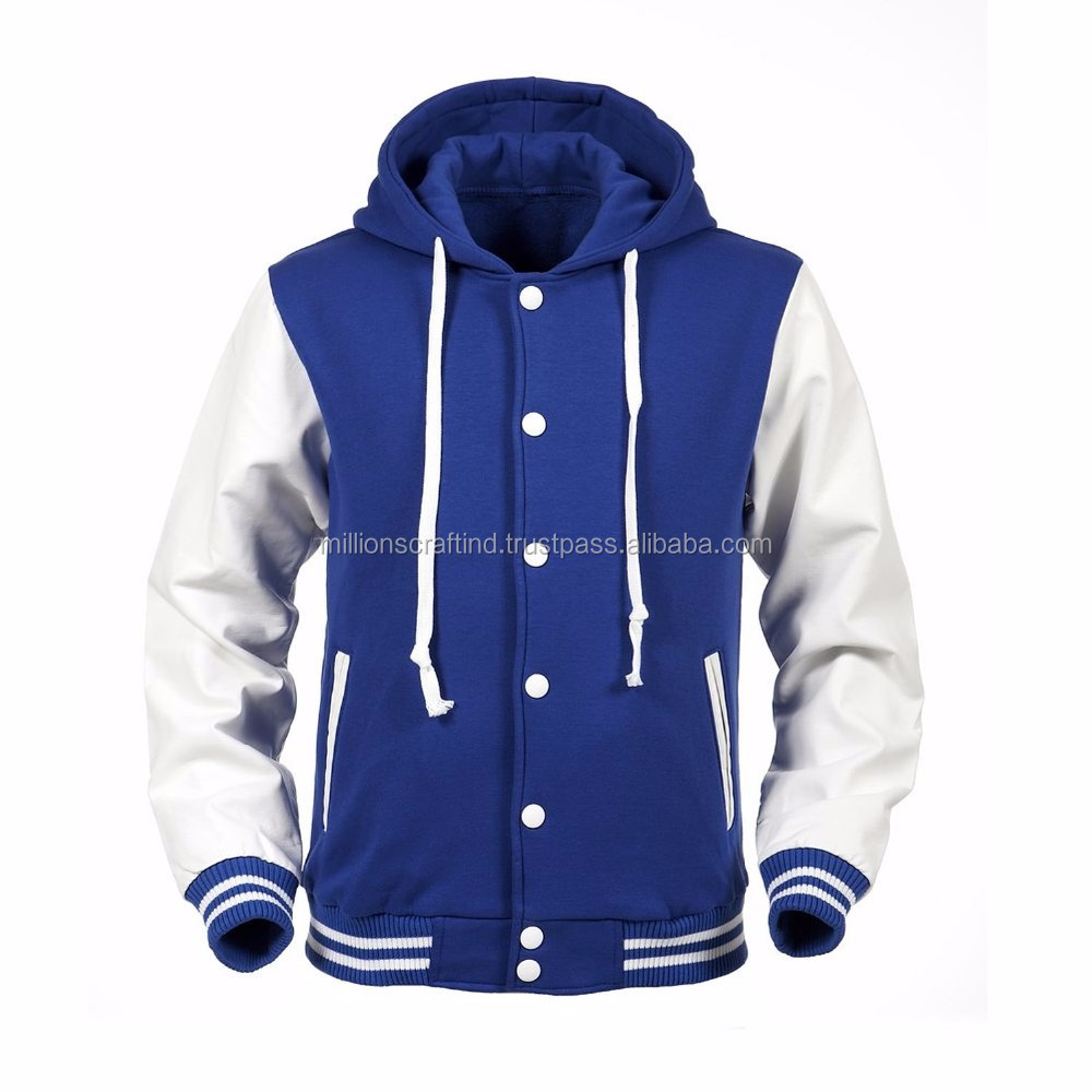 Branded Top Quality Custom Varsity Letterman Jackets With