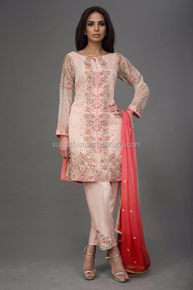 Pakistanischen Damen Casual Wear,Pakistanischen Designer Tragen ...