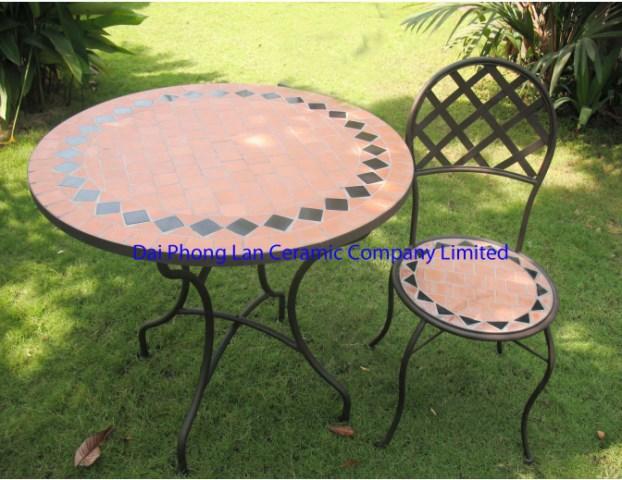 Garden Furniture Mosaic mosaic outdoor furniture, mosaic outdoor furniture suppliers and