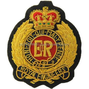 English Royal Engineers (er) Badge