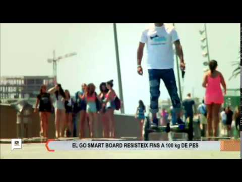 Go Smart Board, Rent Electric scooter, Hoverboard, Segway Barceloneta Rental