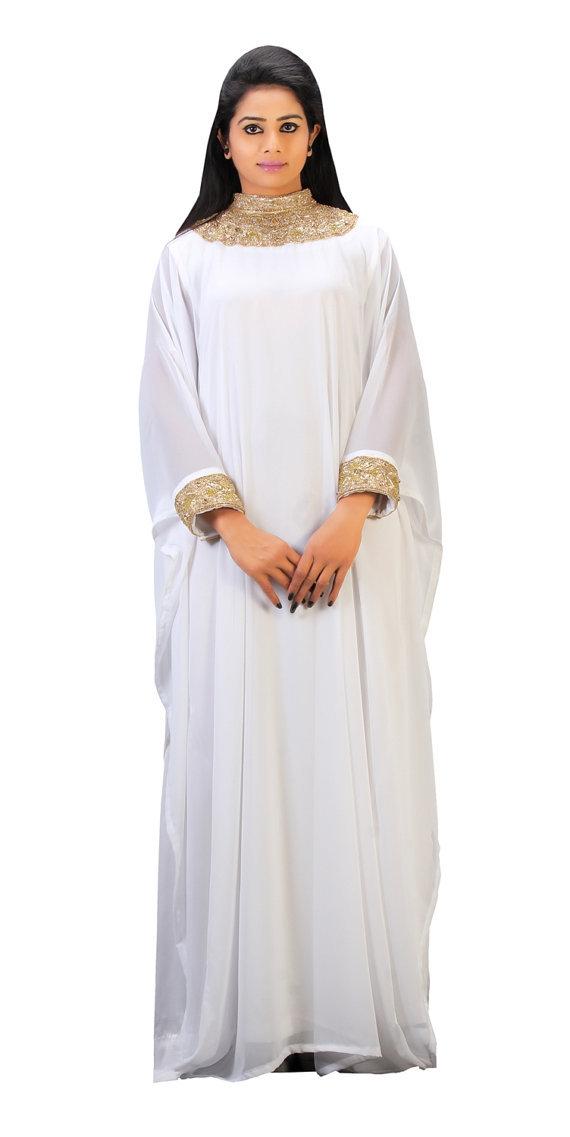 eb3b1f576f4d 2014 Cheap Persian Elegant Kaftan Long Chiffon Modern Kaftan Style Farasha  Moroccan wholesale kaftan Kaftans From