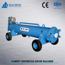 High quality stainless chrome drum carpet wringer centrifuge dryer