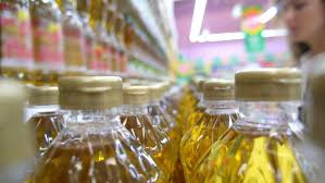 Refined Sunflower oil + Crude Sunflower oil - Degummed Soybean oil