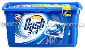 Dash Liq Tabs 21 Blanc Eclatant (735 Gr)