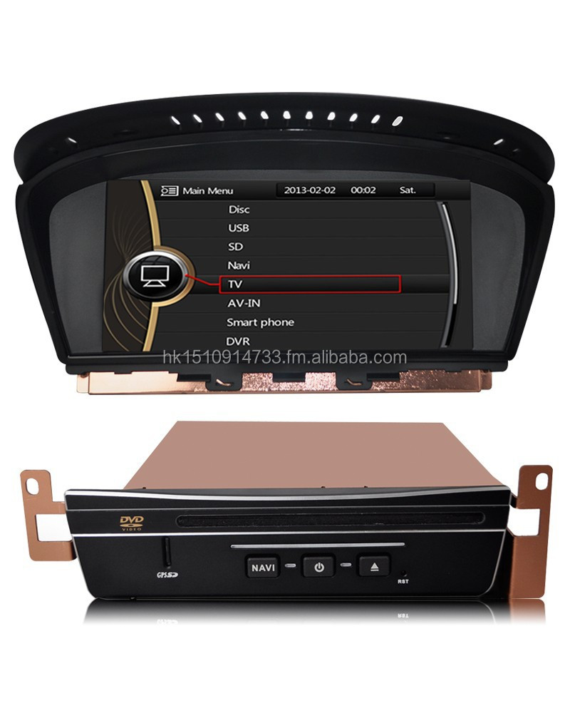 Car Dvd For Bmw 5 Series E60 (2003-2010) Support  Radio+bt+usb+obstacle+radar+idrive+smart Phone+dvr Car Navi Car Gps Car  Radio - Buy Car Navi For 5