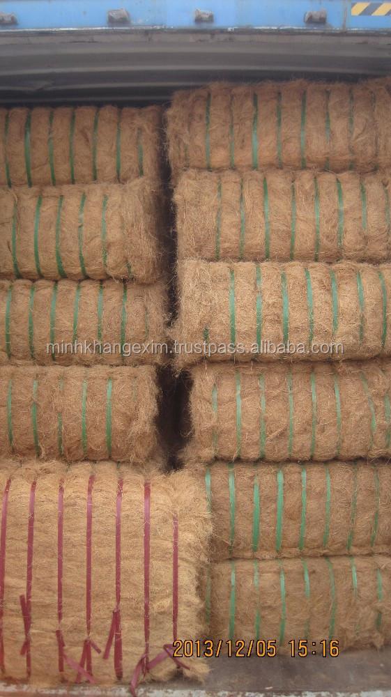 Coconut Fiber Fob Price : 200$ - 230$