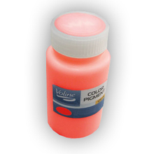 Pigment Red Color Pigment for stained glass machine 125 ml