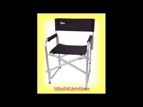 Awesome Get Quotations · Earth U0026quot;Extra Heavy Dutyu0026quot; Folding Directoru0026#39;s  Chair ...