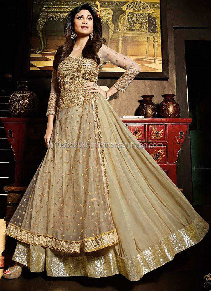 Anarkali Salwar Kameez Online Shopping In India - Buy Online ...