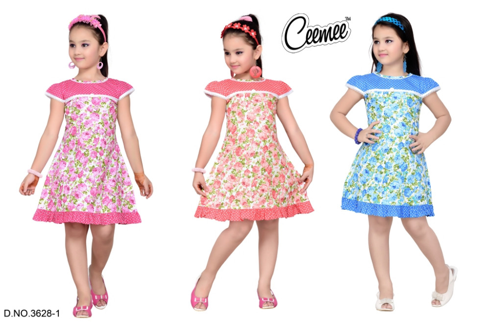 b2fa61f50686 New Designs Beautiful Collar Frocks For Girls - Buy Teenage Girls ...