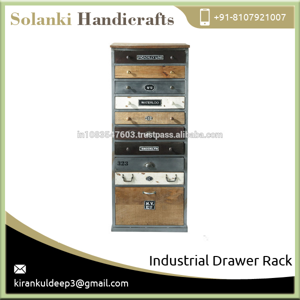 Most Demanded Industrial Heavy Duty Drawer Rack at Lowest Market Rate