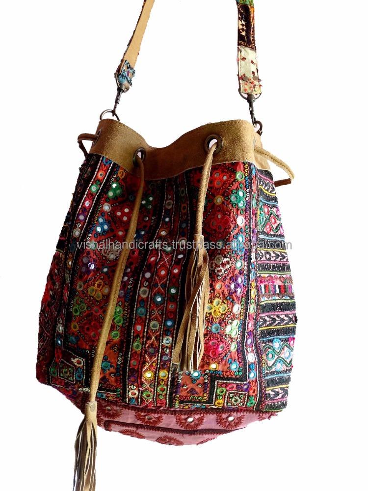 Stoffen Hippie Tas : Atacado sacos de banjara saco hippie bo?mio ?tnica