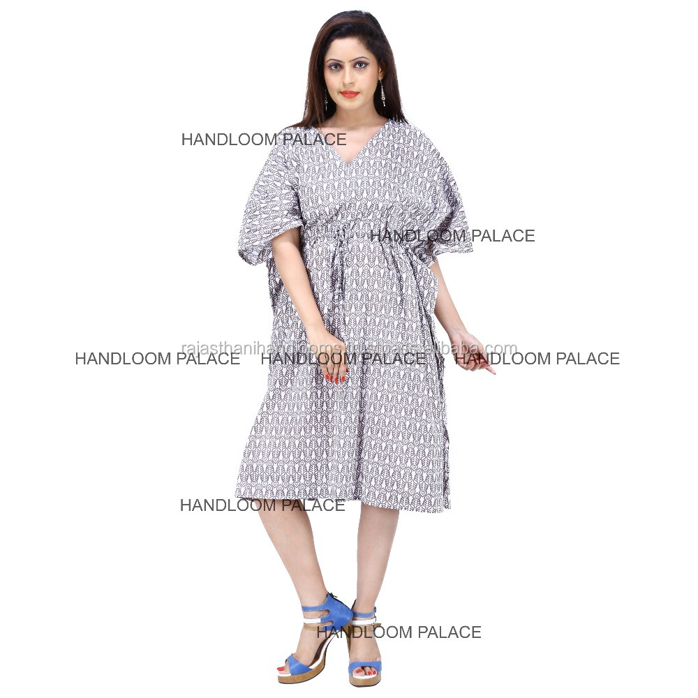New Embroidered Loose Plus Size Moroccan , Dubai, Indian ,Indian Women Kaftan Caftan , Kaftan Dress Tunic