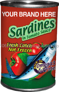 FRESH CATCH PHILIPPINE CANNED SARDINES IN TOMATO SAUCE/ AND TOMATO SAUCE WITH CHILI