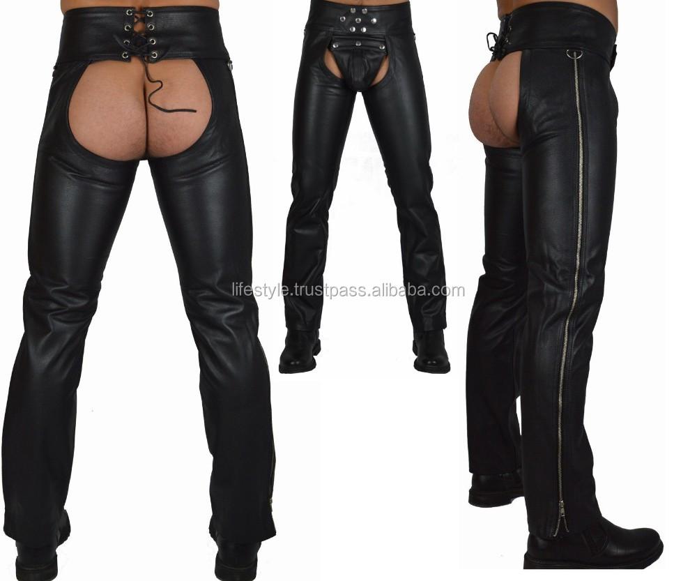 Leather Pants Fetish 120