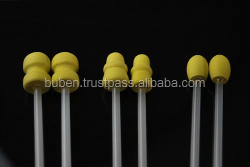 Hot selling Manufacturer soft foam Disposable Semen Catheter for pigs and sows