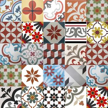 Patchwork Encaustic Cement Tile Cts Factory Vietnam