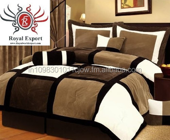 Indian Luxury European Style King Size Cotton Bedding/bedding Sets/bed  Sheets/Comforter