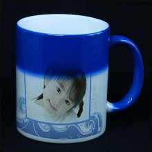 promotional 2015 color changing temperature color change cup heart sensitive color changing mugs