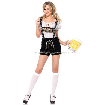 5536aa3723f Womens Linen Trousers Linen Shorts Authentic German Girl Bavarian  Oktoberfest Lederhosen - Buy Women Lederhosen,Oktoberfast  Lederhosen,Bavarian ...