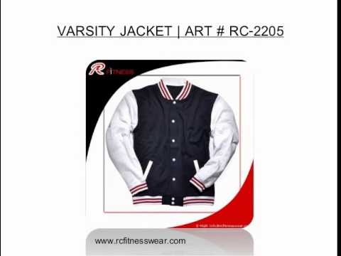 Varsity Jackets Wholesale | Custom Varsity Jackets | RC FITNESS WEAR