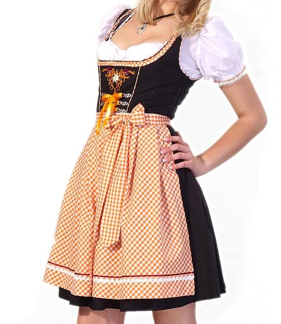 meilleur site web d69d4 acef1 Dirndl Allemands, Mesdames Vêtements Traditionnels, Vêtement ...