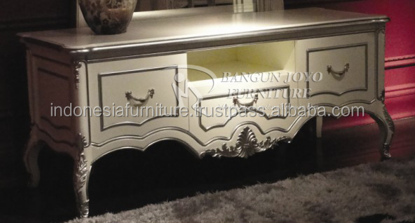 shabby chic home decor wholesale modern design tv cabinet/tv kabinet