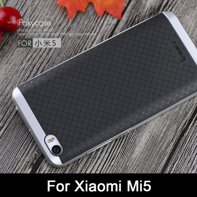 For-Xiaomi-Mi5-case-Ipaky-Brand-PC-Frame