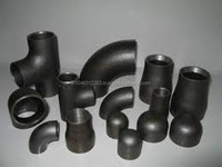 High Quality Carbon Steel Butt Weld Seamless Pipe Fittings